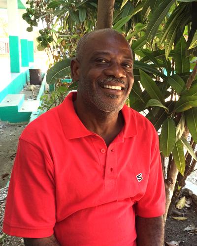 Pastor Jean Marie Louis Jean