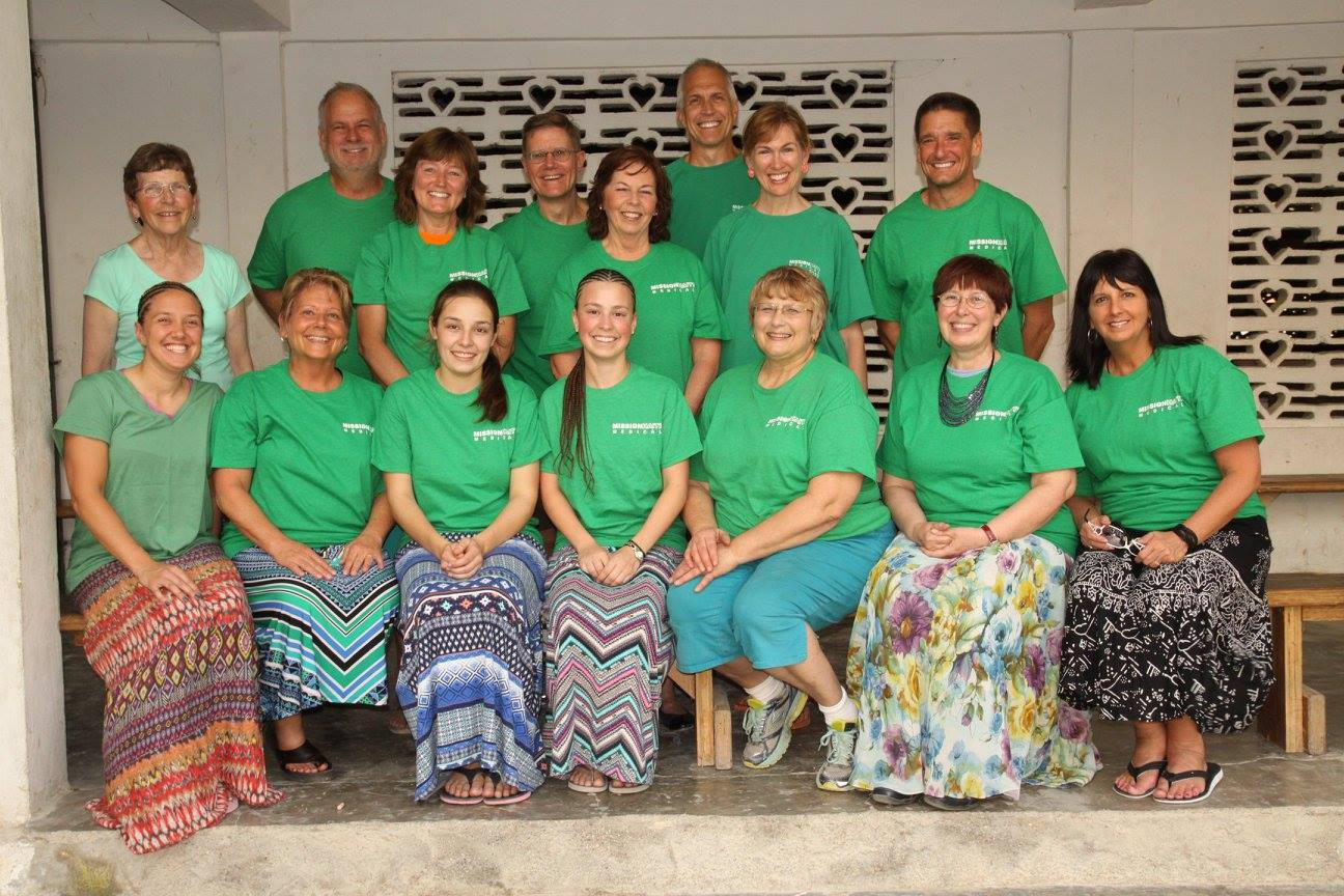 March 2015 Mission Haiti Medical Trip Team
